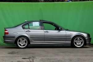 2004 BMW 318I E46 MY2004 Executive Steptronic Silver Grey 5 Speed Sports Automatic Sedan Ringwood East Maroondah Area Preview