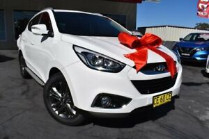 2015 Hyundai ix35 LM3 MY15 SE White 6 Speed Sports Automatic Wagon Pennant Hills Hornsby Area Preview