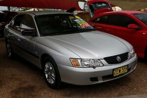 2004 Holden Commodore VY II Executive Silver 4 Speed Automatic Sedan Colyton Penrith Area Preview