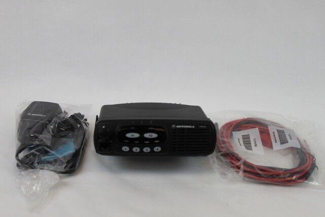 Motorola CDM750 VHF 4 Channels 45 Watts 136-174 Mhz