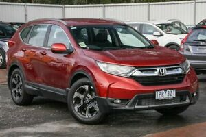 2019 Honda CR-V RW MY19 VTi-E FWD Red 1 Speed Constant Variable Wagon Ferntree Gully Knox Area Preview