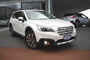 2017 Subaru Outback B6A MY17 3.6R CVT AWD Crystal White 6 Speed Constant Variable Wagon Wangara Wanneroo Area Preview