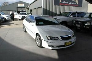 2006 Holden Caprice WL White 5 Speed Auto Active Select Sedan Mitchell Gungahlin Area Preview