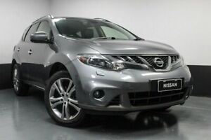 2013 Nissan Murano Z51 Series 4 MY14 TI Grey 6 Speed Constant Variable Wagon