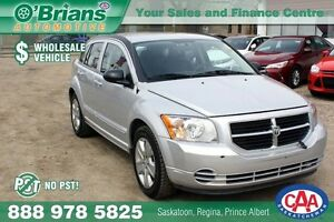 2009 Dodge Caliber SXT - Wholesale Unit, No PST!