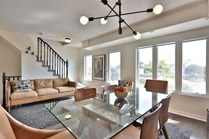 ❮❮Stunning Bloor West Town Home Steps to TTC❯❯