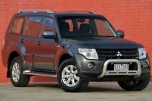2010 Mitsubishi Pajero NT MY10 Activ Blue 5 Speed Sports Automatic Wagon Pakenham Cardinia Area Preview