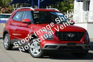 2020 Hyundai Venue QX Go Red Automatic Embleton Bayswater Area Preview