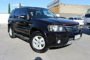 2006 Ford Escape ZC Limited Black 4 Speed Automatic Wagon Dandenong Greater Dandenong Preview
