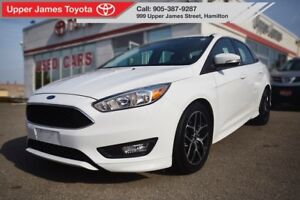 2015 Ford Focus SE - Manager's pick of the week!