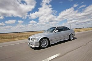 1999 BMW M3 Coupe Turbocharged
