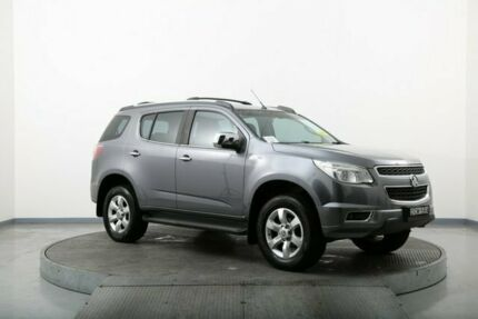 2015 Holden Colorado 7 RG MY15 LTZ (4x4) Grey 6 Speed Automatic Wagon Guildford Parramatta Area Preview