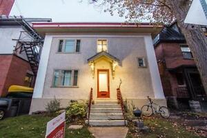 *Charming 4 Bedroom Apartment Steps from Ottawa U and Elgin St!
