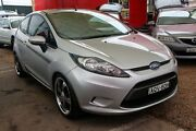 2008 Ford Fiesta WS CL Silver 5 Speed Manual Hatchback Colyton Penrith Area Preview