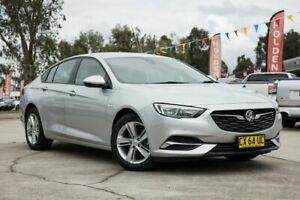 2018 Holden Commodore ZB MY18 LT Liftback Silver 9 Speed Sports Automatic Liftback Penrith Penrith Area Preview