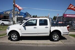 2012 Great Wall V200 K2 MY12 White 6 Speed Manual Utility Altona North Hobsons Bay Area Preview