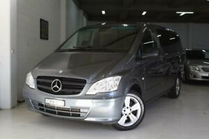 2013 Mercedes-Benz Valente 639 BlueEFFICIENCY Grey 5 Speed Automatic Wagon Castle Hill The Hills District Preview