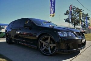 2009 Holden Commodore VE MY09.5 SV6 Black 5 Speed Automatic Sportswagon Mulgrave Hawkesbury Area Preview