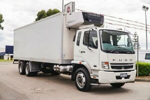 2009 Mitsubishi Fighter Grey Refrigerated Truck Welshpool Canning Area Preview