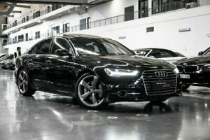 2015 Audi A6 C7 S Line Black Sports Automatic Dual Clutch Westmeadows Hume Area Preview