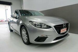 2014 Mazda 3 BM5478 Maxx SKYACTIV-Drive Silver 6 Speed Sports Automatic Hatchback Berrimah Darwin City Preview