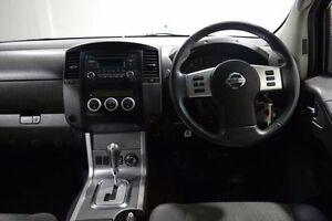 2013 Nissan Navara D40 S6 MY12 ST White 5 Speed Sports Automatic Utility South Launceston Launceston Area Preview