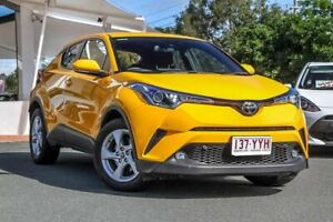 2018 Toyota C-HR NGX10R S-CVT 2WD Yellow 7 Speed Constant Variable Wagon Noosaville Noosa Area Preview