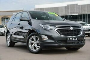 2017 Holden Equinox EQ MY18 LT FWD Grey 9 Speed Sports Automatic Wagon McGraths Hill Hawkesbury Area Preview