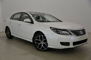 2014 Renault Latitude X43 MY13 Privilege White 6 Speed Sports Automatic Sedan Mansfield Brisbane South East Preview