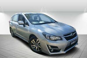2016 Subaru Impreza MY16 2.0I Premium (AWD) Ice Silver 6 Speed Manual Hatchback Golden Square Bendigo City Preview