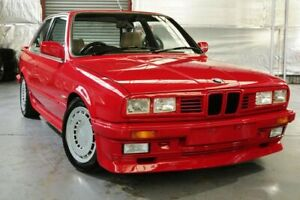 1985 BMW 3 Series E30 323i Zinnober Red 5 Speed Manual Coupe Myaree Melville Area Preview