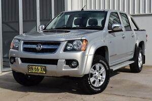 2011 Holden Colorado RC MY11 LT-R Crew Cab Gold 5 Speed Manual Utility Rutherford Maitland Area Preview