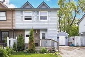 Beautiful 3 Br 2 Bath Updated Home In Oshawa