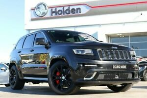 2014 Jeep Grand Cherokee WK MY15 SRT Black 8 Speed Sports Automatic Wagon Liverpool Liverpool Area Preview
