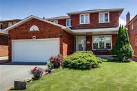 Over 2800 Sq Ft, 45 * 120 Ft Lot, With No Backyard Neighbours!