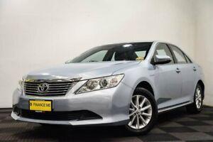 2013 Toyota Aurion GSV50R AT-X Blue 6 Speed Sports Automatic Sedan