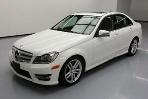 2012 Mercedes Benz C250 4Matic