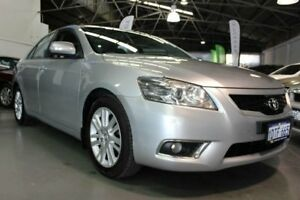 2011 Toyota Aurion GSV40R 09 Upgrade Touring SE Silver 6 Speed Auto Sequential Sedan