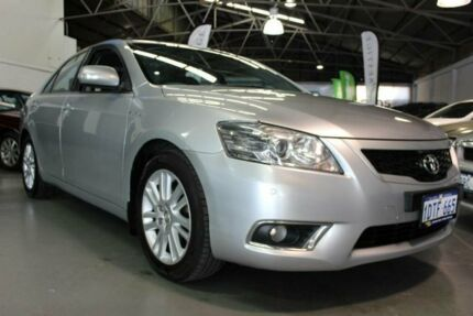 2011 Toyota Aurion GSV40R 09 Upgrade Touring SE Silver 6 Speed Auto Sequential Sedan Victoria Park Victoria Park Area Preview
