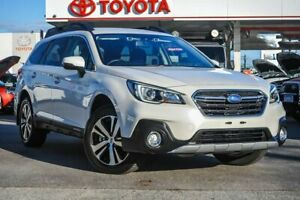 2018 Subaru Outback MY17 2.5I Crystal White Continuous Variable Wagon