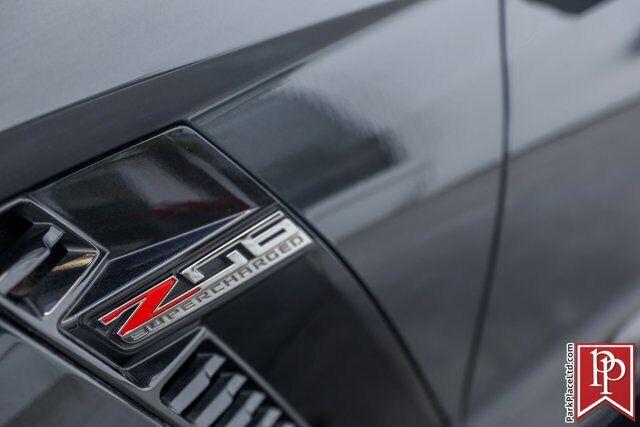 2019 Gray Chevrolet Corvette Z06 2LZ   C7 Corvette Photo 7
