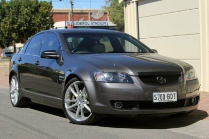 2006 Holden Calais VE V Grey 6 Speed Sports Automatic Sedan Glenelg Holdfast Bay Preview