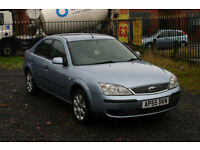 Ford Mondeo 2.0 TDCI (Cheap diesel with long MOT)