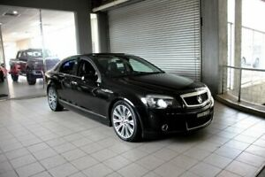 2015 Holden Caprice WN MY15 V Phantom Black 6 Speed Auto Active Sequential Sedan Thornleigh Hornsby Area Preview