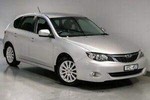 2007 Subaru Impreza G3 RX Silver Manual South Morang Whittlesea Area Preview