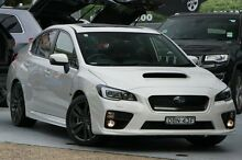 2015 Subaru WRX MY16 Premium (AWD) White 8 Speed CVT Auto 8 Speed Sedan Mosman Mosman Area Preview