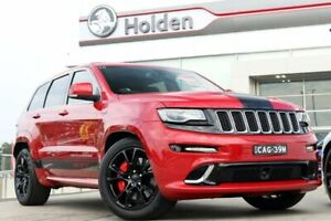 2015 Jeep Grand Cherokee WK MY15 SRT Redline Pearl 8 Speed Sports Automatic Wagon Liverpool Liverpool Area Preview
