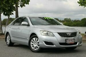 2008 Toyota Aurion GSV40R AT-X Silver 6 Speed Sports Automatic Sedan Bungalow Cairns City Preview