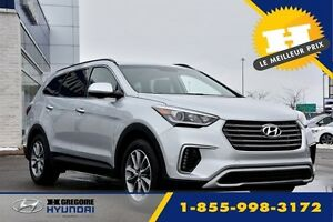 2017 Hyundai Santa Fe XL 3.3L BLUETOOTH CAMERA BANC CHAUFFANT