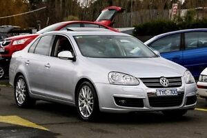 2006 Volkswagen Jetta 1KM FSI Tiptronic Silver 6 Speed Sports Automatic Sedan Ringwood East Maroondah Area Preview